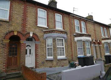2 bed terraced house to rent in Longfield Road, Dover CT17