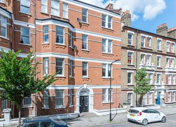 Thumbnail 2 bed flat for sale in Rushcroft Road, London