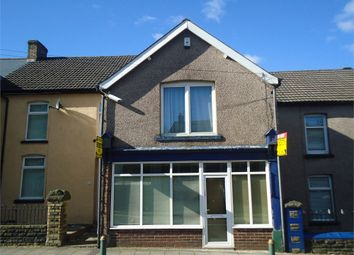 Thumbnail 2 bed terraced house for sale in Newport Road, Cwmcarn, Newport
