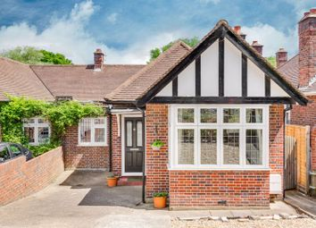 Thumbnail 3 bed semi-detached bungalow for sale in Southwood Drive, Tolworth, Surbiton