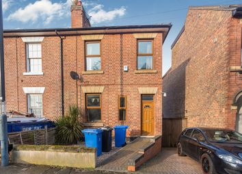Thumbnail 3 bed semi-detached house for sale in Radbourne Street, Derby
