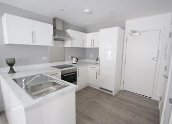 Thumbnail 1 bedroom flat to rent in Barker Road, Maidstone