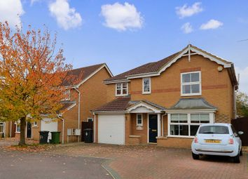 Thumbnail 5 bed detached house for sale in Kingshill Drive, Deanshanger, Milton Keynes