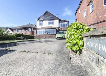 Thumbnail 5 bed detached house for sale in Oldham Road, Lydgate, Oldham, Greater Manchester
