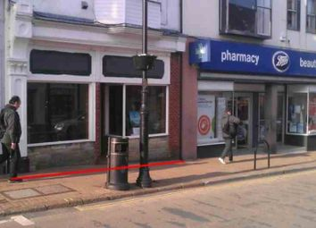 Thumbnail Retail premises to let in High Street, Sandown