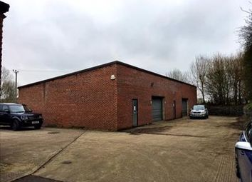 Thumbnail Light industrial for sale in Unit 6, Station Yard, Station Road, Hungerford