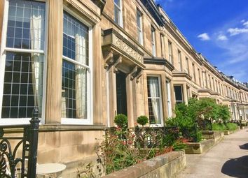 Thumbnail 3 bed property for sale in Lancaster Crescent, Kelvinside, Glasgow