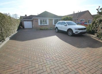 Thumbnail 3 bedroom detached bungalow for sale in The Holmes, Littleport, Ely