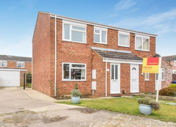Thumbnail 3 bedroom semi-detached house for sale in Burton Place, Oxford OX4,