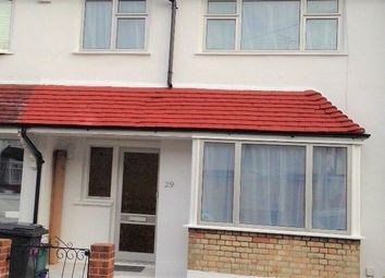 Thumbnail 3 bed terraced house to rent in Purley Vale, Croydon