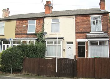 Thumbnail 2 bed terraced house to rent in Scotland Road, Basford, Nottingham