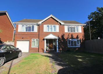 Thumbnail 4 bed detached house to rent in Linden Close, Stanmore