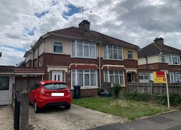 Thumbnail 3 bed semi-detached house for sale in Swindon, Wiltshire