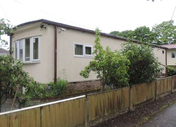 Thumbnail 2 bed mobile/park home for sale in The Orchard, Within Lane, Hopton