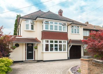 Thumbnail 4 bed detached house for sale in Chester Road, Chigwell, Essex