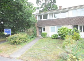 Thumbnail 3 bedroom end terrace house to rent in Letcombe Square, Bracknell