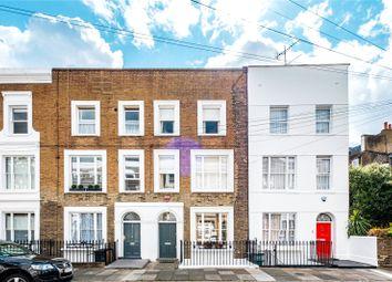 Grantbridge Street, London N1. 4 bed terraced house