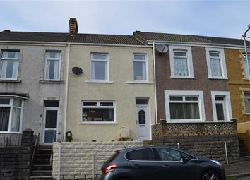 Thumbnail 3 bed terraced house for sale in Baglan Street, Swansea