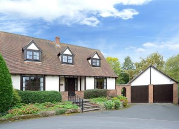 Thumbnail 4 bed detached house for sale in Harley Road, Cressage, Shrewsbury