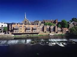 Thumbnail 2 bed flat to rent in Clements Wharf, Back Silver Street, Durham