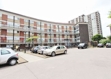 Thumbnail 1 bed flat to rent in Charles Bradlaugh House, Haynes Close, London