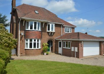 Thumbnail 5 bed detached house for sale in Wirksworth Road, Duffield, Belper