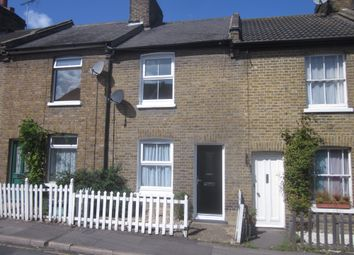 Thumbnail 2 bedroom terraced house for sale in Roman Road, Chelmsford