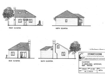 Thumbnail Land for sale in Walnut Tree Close, Rysted Lane, Westerham