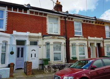 Thumbnail 2 bedroom terraced house for sale in Tokio Road, Copnor, Portsmouth, Hampshire