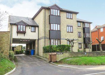 Thumbnail 2 bedroom flat for sale in Baldock Road, Royston