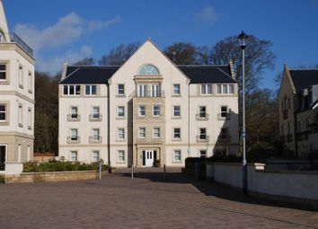 Thumbnail 2 bed flat to rent in Harbourside, Inverkip, Greenock