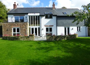 Thumbnail 4 bedroom detached house for sale in Mellingey, St Issey