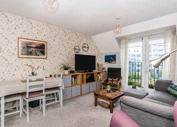 Thumbnail 2 bedroom flat to rent in Tudor Crescent, Cosham, Portsmouth