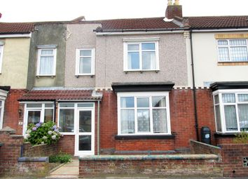 Thumbnail 2 bed terraced house for sale in Elson Lane, Gosport