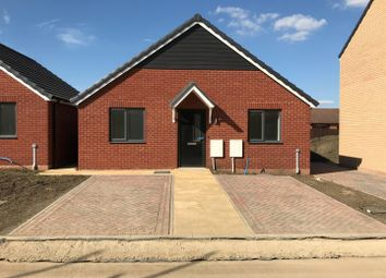 Thumbnail 2 bedroom detached bungalow for sale in Plot 18 Spire View, Whittlesey, Peterborough
