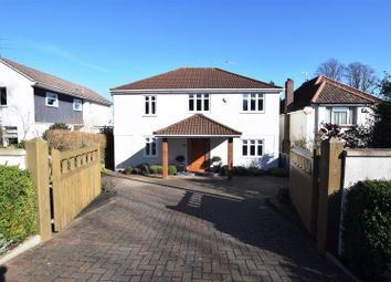 Thumbnail 4 bed detached house for sale in Woodhill Road, Portishead, Bristol