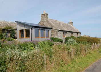 Thumbnail 3 bed cottage for sale in Rousay, Orkney