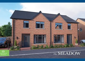 Thumbnail 3 bed semi-detached house for sale in Fortfield Manor, Shore Road, Greenisland