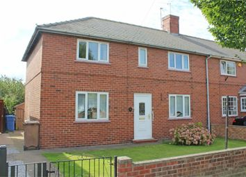 Thumbnail 3 bed semi-detached house for sale in Newclose Lane, Goole, East Riding Of Yorkshire