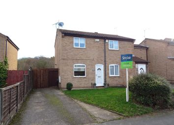 Thumbnail 2 bed end terrace house for sale in Fairway Road, Shepshed, Leicestershire