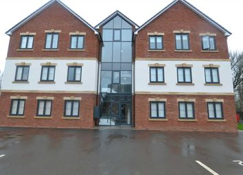 Thumbnail 2 bed flat for sale in Ikon Avenue, The Park, Wolverhampton