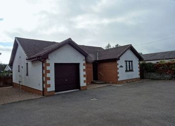 Thumbnail 4 bed detached bungalow for sale in West Hemming Street, Letham, Forfar