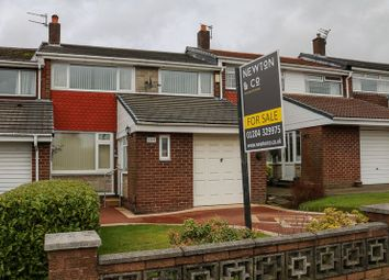 Thumbnail 3 bed property for sale in Hough Fold Way, Harwood, Bolton