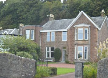 Thumbnail 4 bed flat for sale in Upper Floor, Alexandria House, 17, Craigmore Road, Rothesay, Isle Of Bute