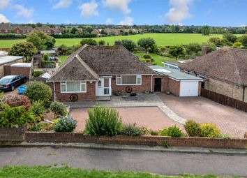 Thumbnail 3 bed detached bungalow for sale in Cherry Garden Lane, Folkestone, Kent