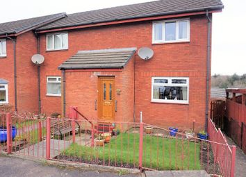 Thumbnail 2 bed end terrace house for sale in Mossbank Avenue, Glasgow