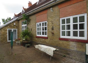 Thumbnail 2 bed end terrace house for sale in Broad Street, Whittlesey, Peterborough