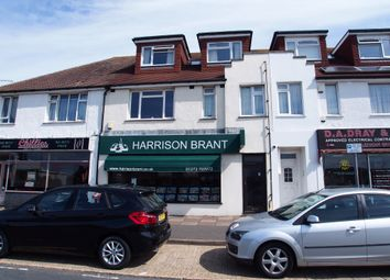 Thumbnail 2 bed flat to rent in Old Shoreham Road, Southwick, Brighton