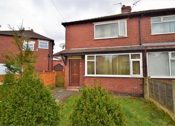 2 bed semi-detached house for sale in Wordsworth Road, Reddish, Stockport, Cheshire SK5