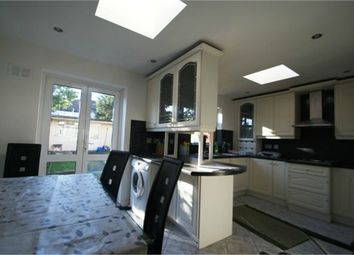 Thumbnail 4 bed terraced house to rent in Warren Road, Neasden, London